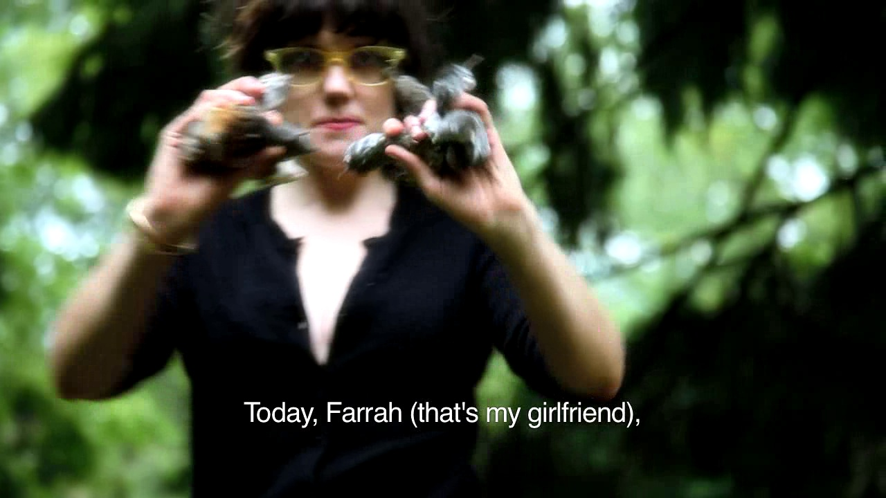 Lesser Apes - Farrah